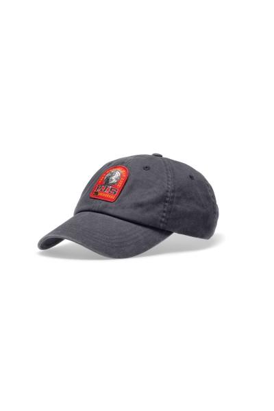 PARAJUMPERS - PATCH cap - donker grijs
