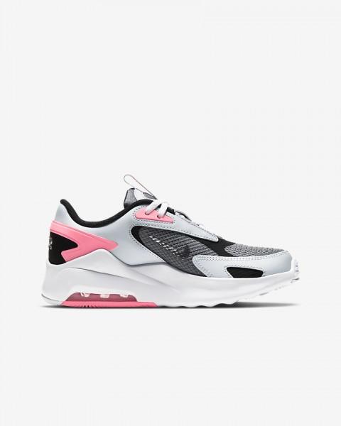 NIKE - AIR MAX BOLT sneakers kids - grijs/roze