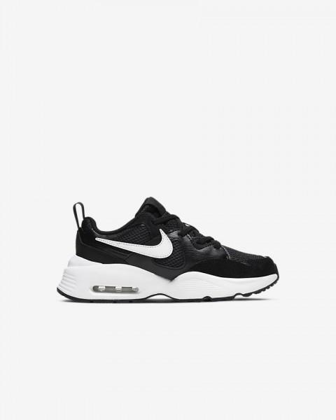 NIKE - AIR MAX FUSION schoenen kids - zwart