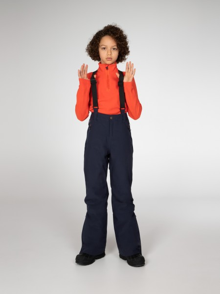 PROTEST - SPIKE JR SNOWPANTS - donkerblauw