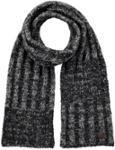 BARTS - ELROI shawl - zwart