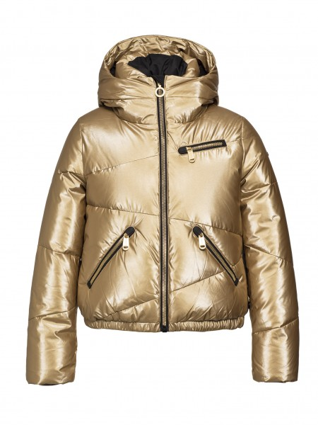 GOLDBERGH - BALLOON ski jas women - goud