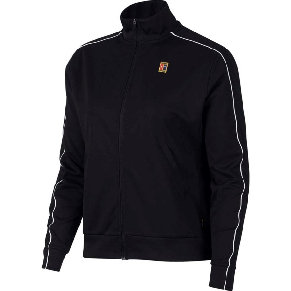 NIKE - COURT vest - zwart