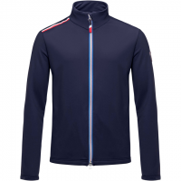 ROSSIGNOL - PALMARES FULL ZIP LAYER men - blauw