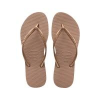 HAVAIANAS - SLIM slippers women - goud