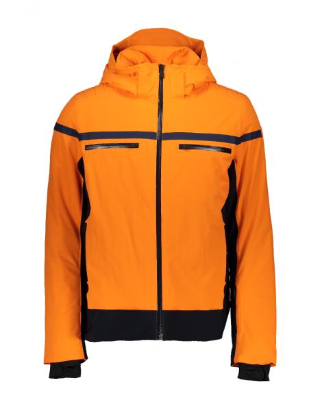 FUSALP - GUSTAVO II jas - oranje - exotic orange - skijas - jack - Haarlem