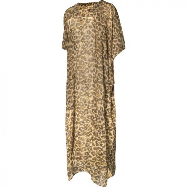 BARTS - KRIBI KAFTAN jurk - beige
