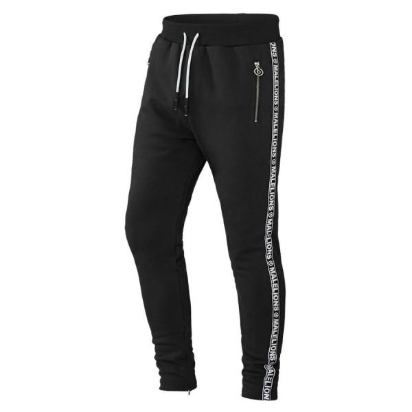 MALELIONS - TAPE broek - zwart