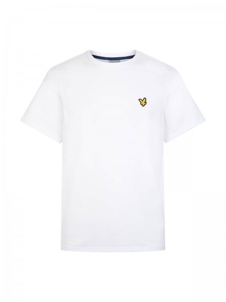 LYLE & SCOTT - MARTIN SLEEVE T-shirt - wit - Haarlem
