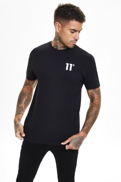 11 DEGREES - CORE t-shirt men - zwart