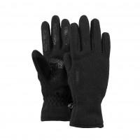 BARTS - FLEECE handschoenen kids - zwart