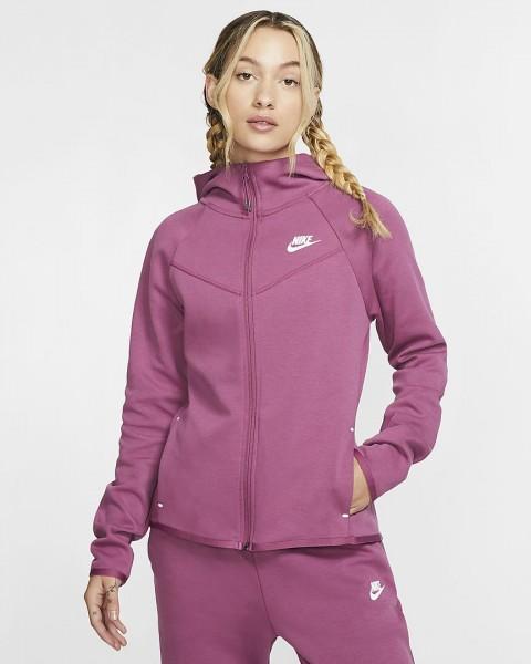 NIKE - WINDRUNNER TECH FLEECE vest women - roze