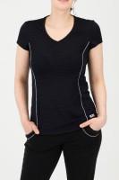 SJENG - ANNIKA tennisshirt women - donkerblauw