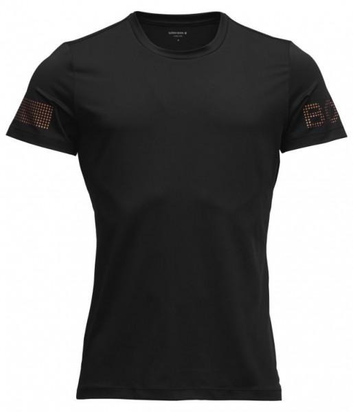 BJORN BORG - MEDAL T-shirt - zwart bronze
