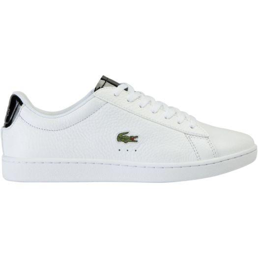 LACOSTE - CARNABY EVO Sneaker women - wit