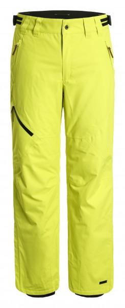 ICEPEAK - COLMAN skibroek men - geel