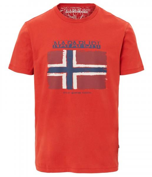 SADRIN T-shirt - oranje