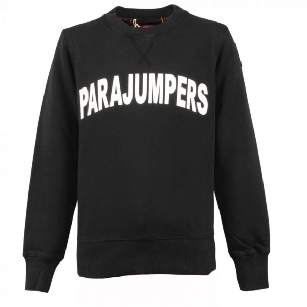 PARAJUMPERS - Caleb Boys sweater - zwart