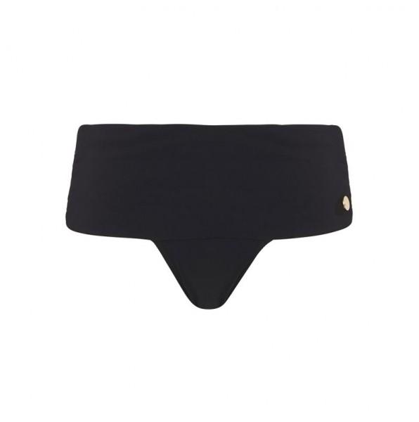 WOW - OMSLAG bikinislip - zwart
