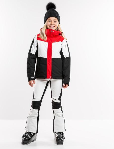 8848 ALTITUDE - CAYLEE JR ski-jas - rood