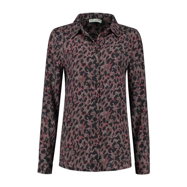 CIRCLE OF TRUST - LISANNE blouse - leopard