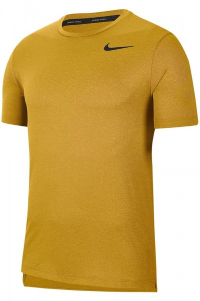 NIKE - PRO top men - geel