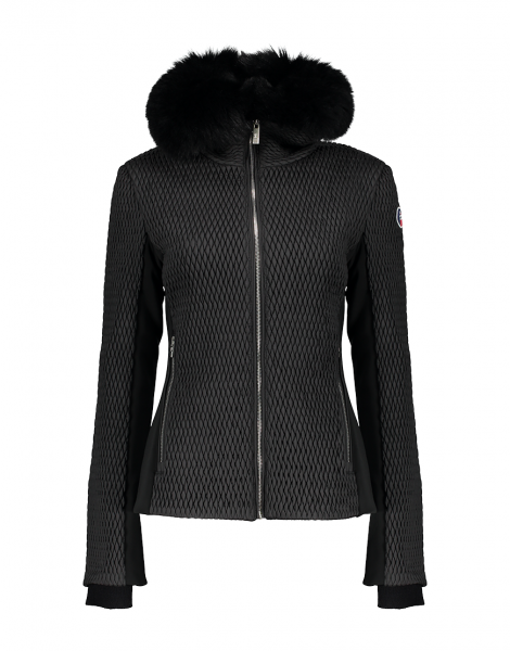 FUSALP - MONTANA II jas - zwart