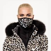 GOLDBERGH - LOES mondkapje - leopard
