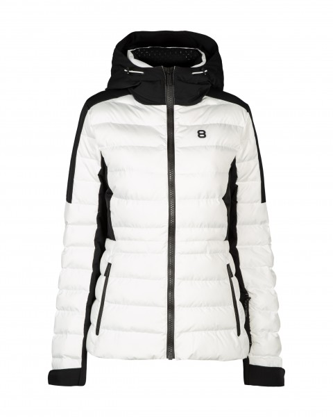 8848 ALTITUDE - ANOESJKA ski-jas women - wit