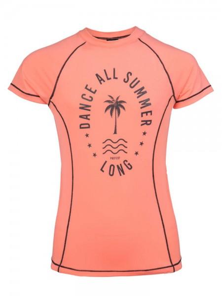 PROTEST - TWIX JR T-shirt - roze - Haarlem