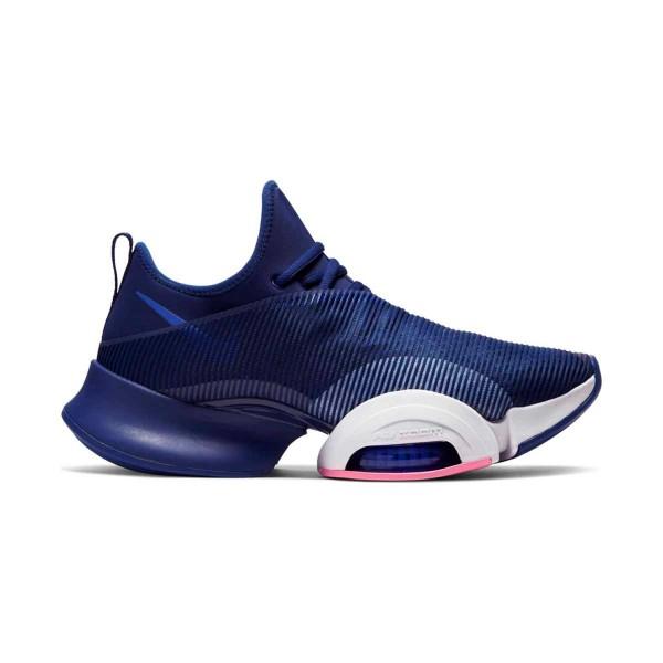 NIKE - AIR ZOOM SUPERREP schoenen - blauw