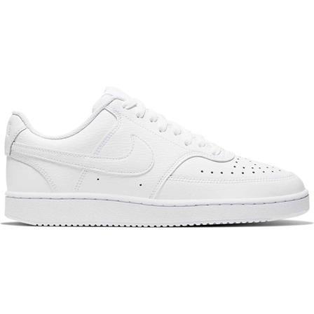 NIKE - Court Vision Low Sneaker women - wit
