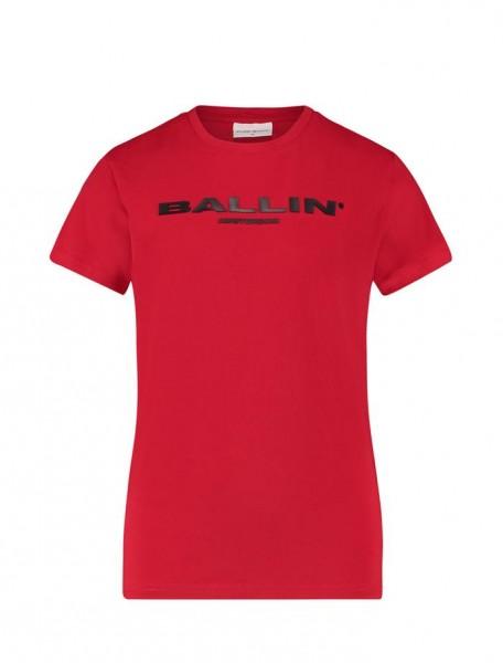 BALLIN - ORIGINAL LOGO T-shirt - rood