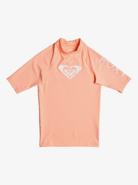 ROXY - WHOLE HEARTED T-shirt - roze