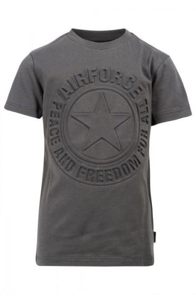 AIRFORCE - Emboss Logo T-shirt boys - grijs
