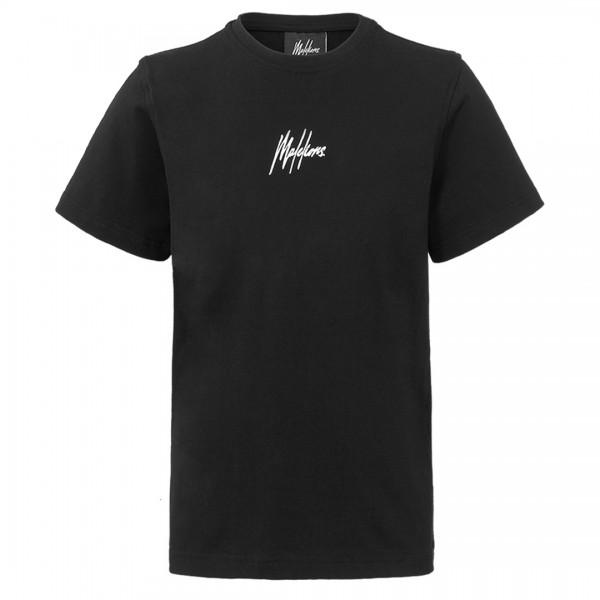 MALELIONS - MALL SIGNATURE t-shirt junior - zwart