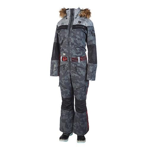 REHALL - SIENNA-R jumpsuit - grijs