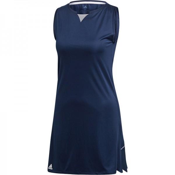 ADIDAS - CLUB jurk - donker blauw