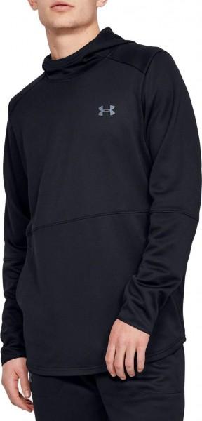 UNDER ARMOUR - MK-1 WARM-UP sweater men - zwart