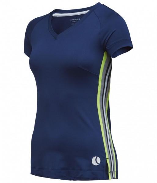 BJORN BORG - TESIA T-shirt - donker blauw