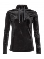 PROTEST - CHER fleece women - zwart