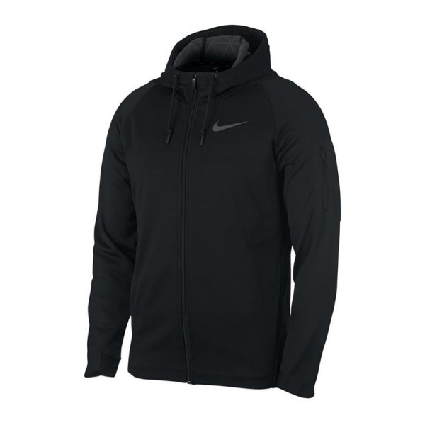 NIKE - THERMA vest - zwart