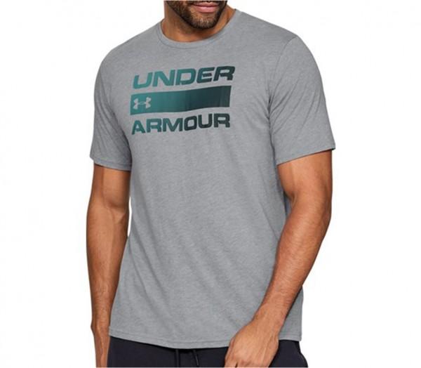 UNDER ARMOUR - ISSUE t-shirt men - grijs