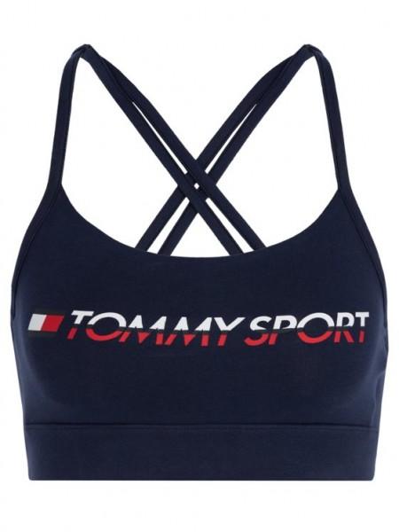 TOMMY - CROSS sport-bh - donkerblauw