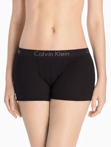 CALVIN KLEIN - Boxer dames - zwart