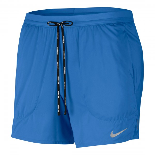 NIKE - Flex Stride 5 inch runningshorts men - blauw