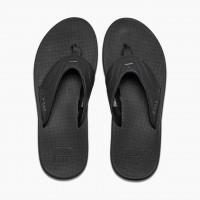 REEF - FANNING slippers men - zwart