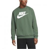 NIKE - SPORTSWEAR FLEECE sweater men - groen