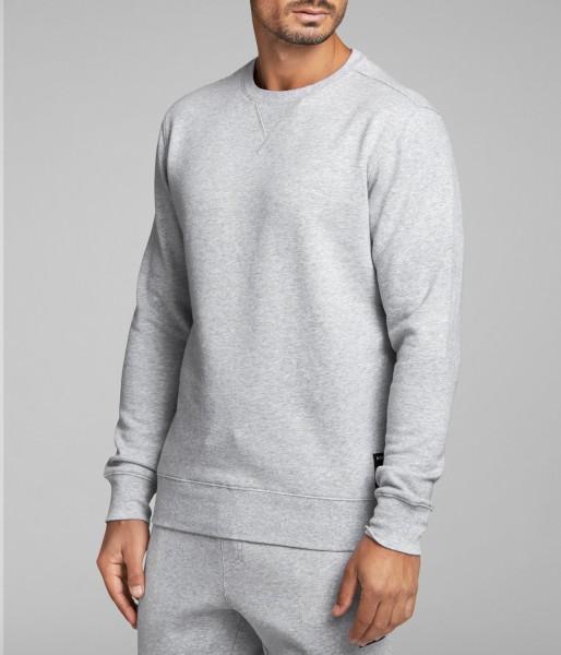 BJORN BORG - CENTRE CREW Sweater men - grijs