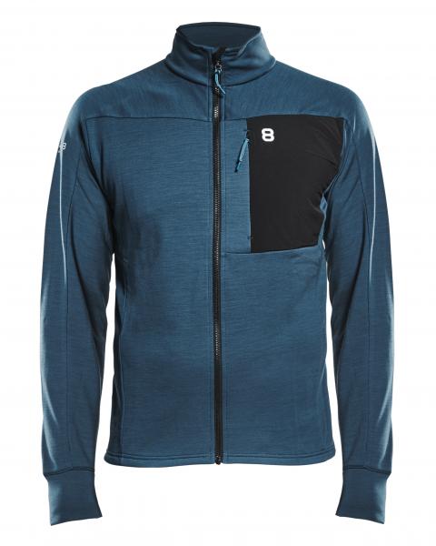 8848 ALTITUDE - BATHURST vest - blauw